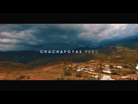 C H A C H A P O Y A S  Perú  -  Travel Drone 4k