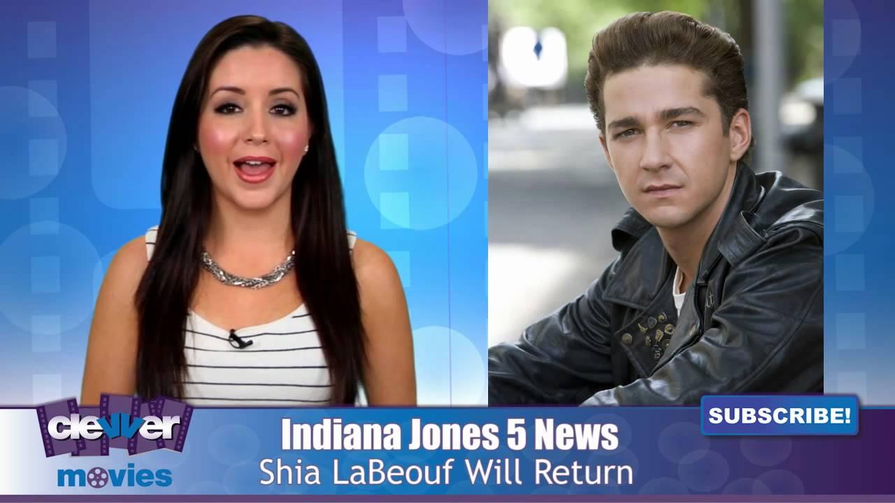 Download Shia LaBeouf Returning For Indiana Jones 5