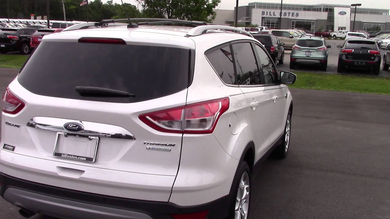 Bill Estes Ford Indianapolis Brownsburg 2015 Escape s