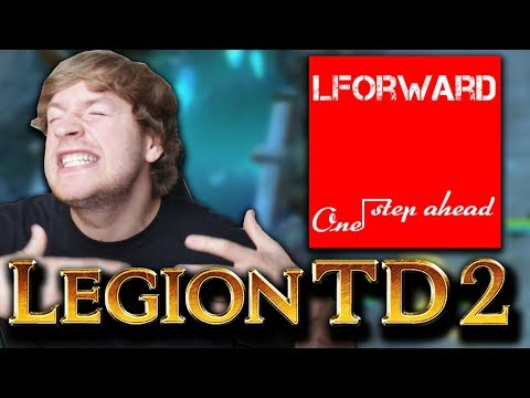 DuoQ mit LForward!!! | Legion TD 2 [Deutsch]