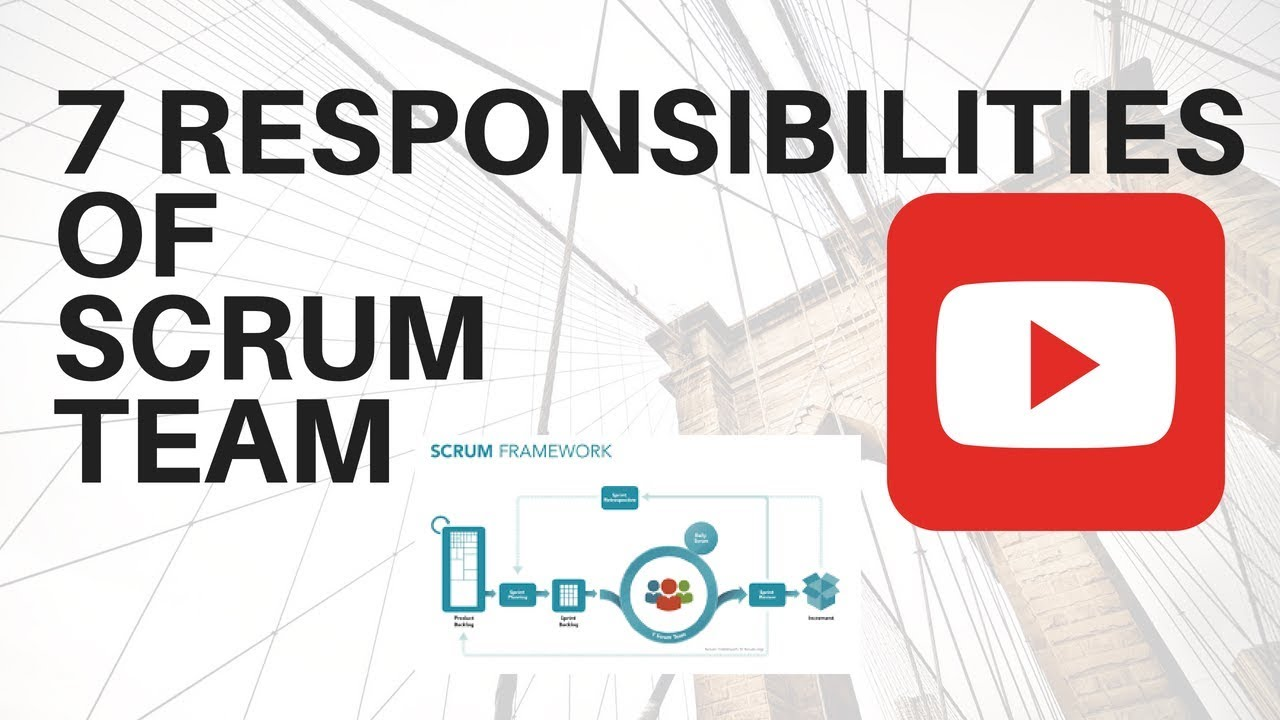 top responsibilities of a scrum team explain interview question top 7 responsibilities of a scrum team explain interview question and answer
