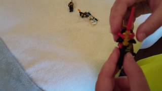 Lego Ninjago Battle Pack