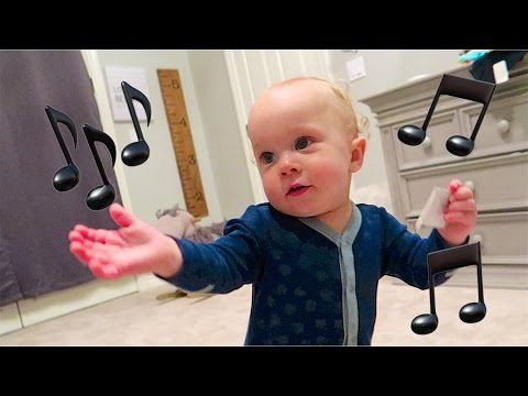 BABY DANCE MOVES!