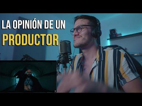 Reaccion a Cartel de Santa, Alemán, Millonario, Adán Cruz – TUY | La Opinion de un Productor