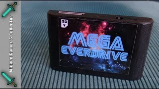 Sega Mega Drive / Genesis - Krikzz - Mega Everdrive Testing / Review