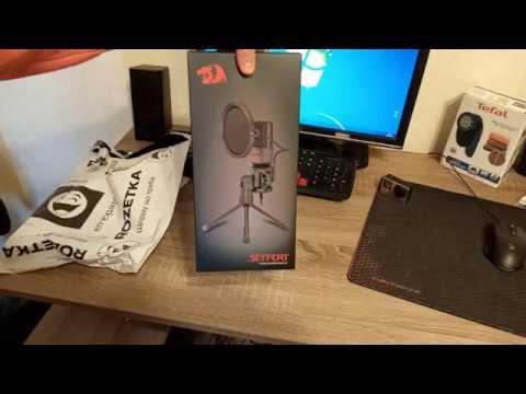 Мікрофон Redragon Seyfert GM100 (77638)