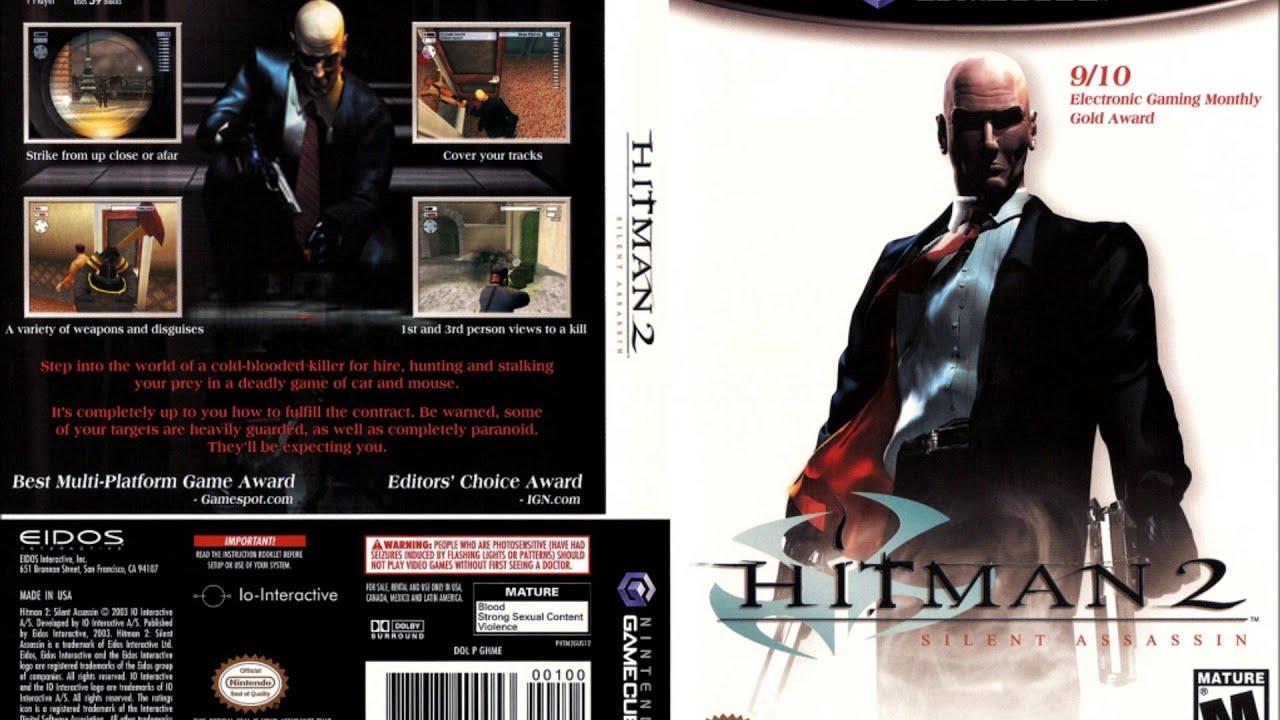 hitman 2 silent assassin hd wallpapers