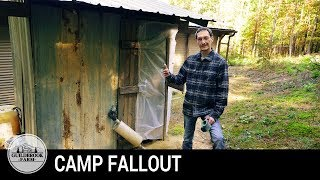 Hillbilly Engineering Our Off Grid Pressure Tank and Battery Shed