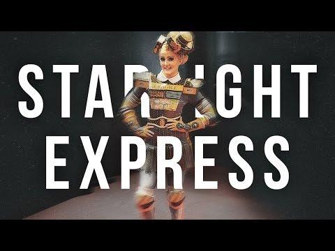 STARLIGHT EXPRESS 🚅 Hinter Den Kulissen