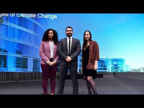 2018 Geneva Challenge SDSN Youth Special Prize Winner