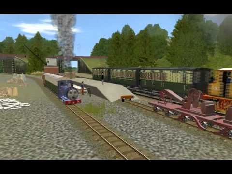 trainz sodor steamworks