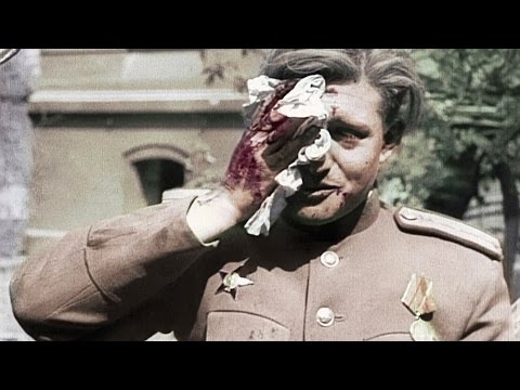Battle of Berlin 1945 - Nazi Germany vs Soviet Union [HD]