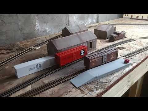Illinois Southern Shortline railroad update #15