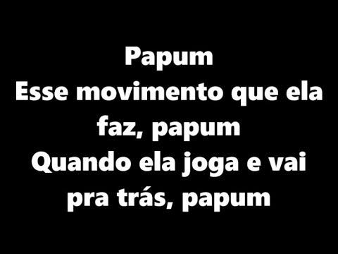 MC Kevinho - PaPum LETRA - KondZilla