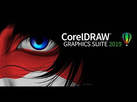 CorelDraw Graphics Suite 2019 Download Install & Review