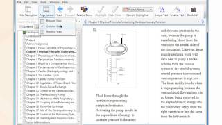 Bookshelf PC/Mac - Navigate file formats