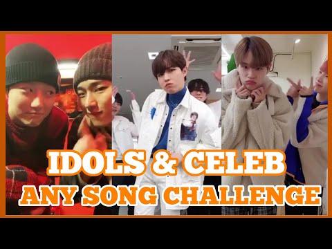 IDOLS & CELEB DANCE 'ANY SONG CHALLENGE' ZICO