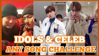 Gambar cover IDOLS & CELEB DANCE 'ANY SONG CHALLENGE' ZICO