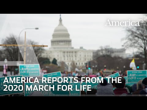 America Covers the 2020 March for Life