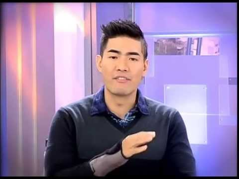 A Thai Superstar, Woody Milintachinda, support anti bullying with Hello! Thailand TV - CANADA