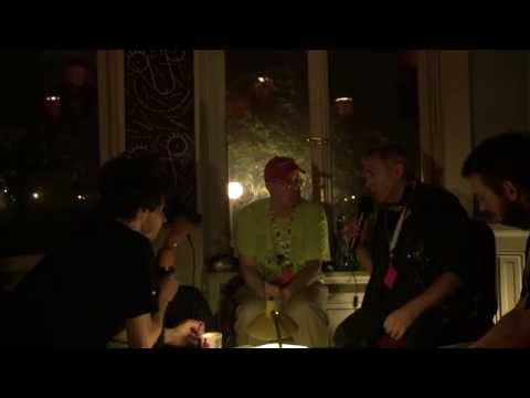 Interview with Bryan Lewis Saunders and John Duncan – LUFF.FM – LUFF 2014