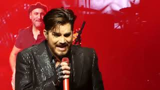 VEGAS#9 Queen+Adam Lambert - Under Pressure @ Park Theater LV 20180921