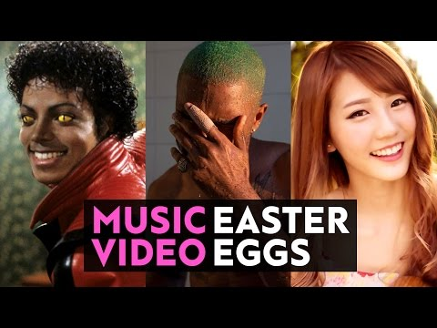 Easter Eggs and References in Music Videos