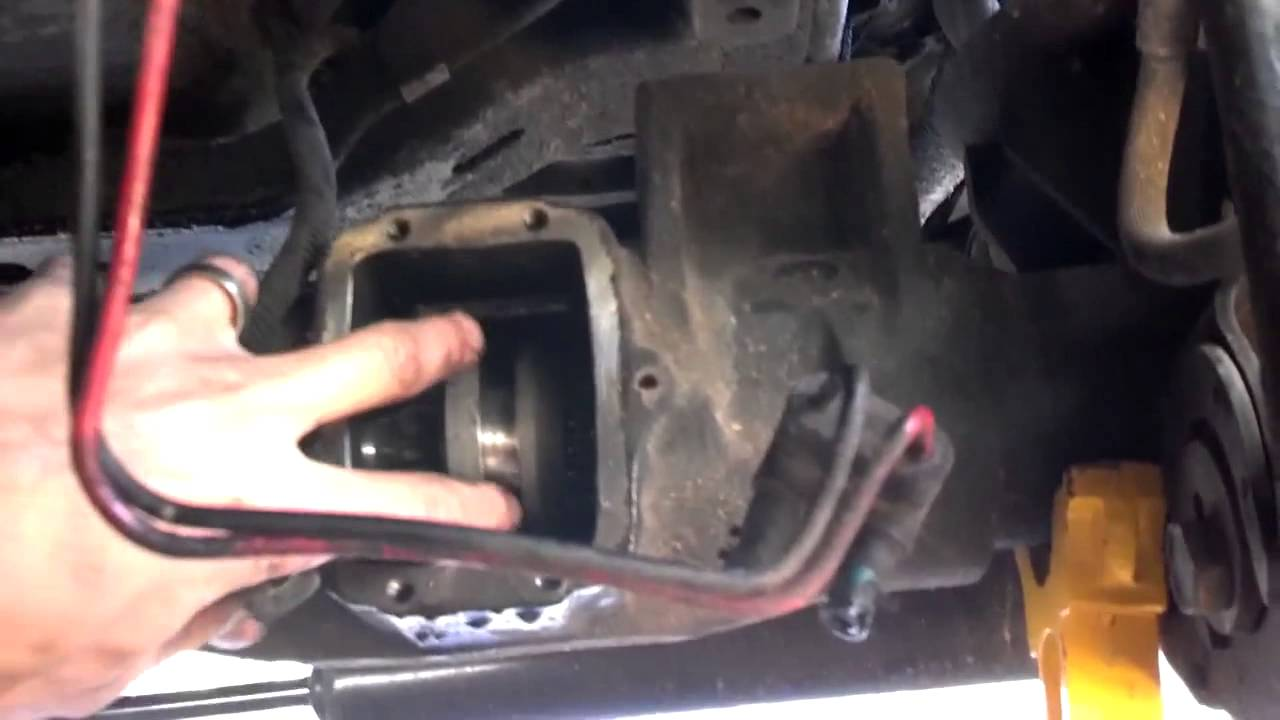 medium resolution of  98 dodge ram 2500 dana 60 4x4 troubleshooting youtube