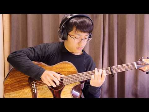 what-a-wonderful-world---louis-armstrong---solo-acoustic-guitar---arranged-by-kent-nishimura