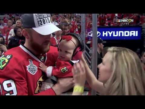 Bryan Bickell Tribute at NHL Awards