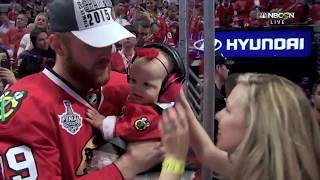 Bryan Bickell Tribute at NHL Awards