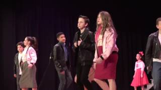 "Barkalow ""Grease"" Scene 2A: Grease"