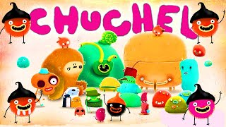 Chuchel episode 4 Best game Gameplay Walkthrough / Angry Birds / Point and click Game / Elsagate