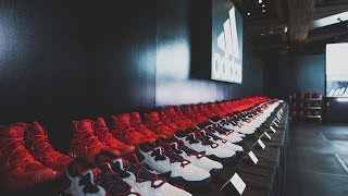 adidas lvl3 event recap ft james harden d rose d lillard andrew wiggins