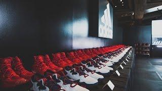 adidas LVL3 Event Recap Ft. James Harden, D Rose, D Lillard, Andrew Wiggins