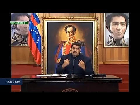 El episodio amnésico de Maduro con Marco Rubio. Dígalo Aquí. Seg. 2