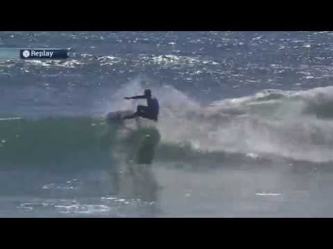 Kelly Slater and Jordy Smith Exchange