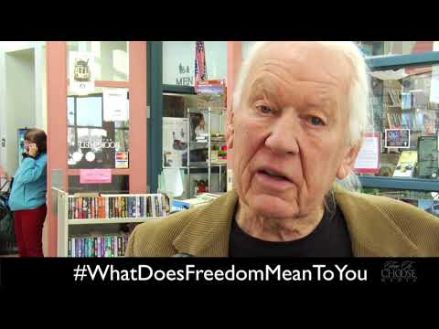 What Does Freedom Mean To You? - Part 32