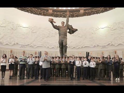 Хор МВД России устроил флешмоб в музее