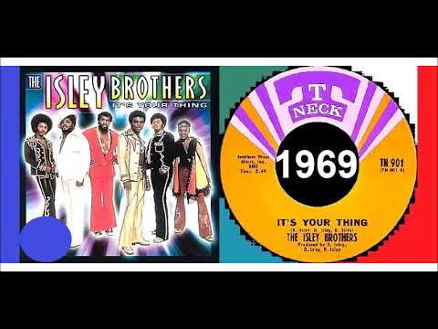 The Isley Brothers - It's Your Thing 'Vinyl'