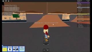 Wie man ein Skateboard in ROBLOX fährt