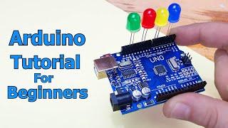 Learn Arduino Basics