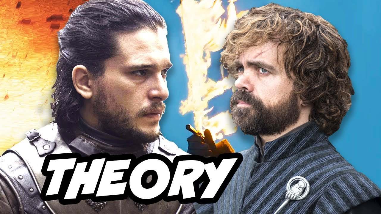 This New Game of Thrones Season Eight Footage Has Fans Worried About Jon and Dany