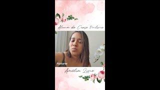 Dep. aluna Naiane|curso Flower Cake Espatulado, Flores Realísticas e Confeiteiro Profissional