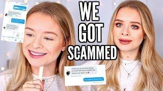 I GOT INVITED ON A BRAND TRIP TO NEW YORK.. THAT TURNED OUT TO BE FAKE - STORYTIME GRWM!
