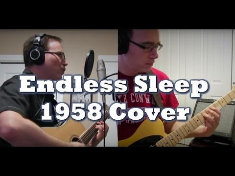 Endless Sleep guitar and vocal cover by Tom Conlon
