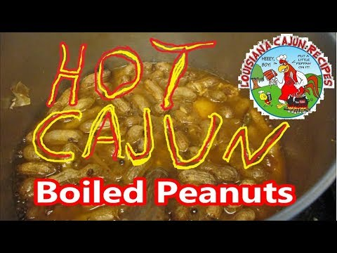 Southern style Spicy Boiled Virginia Peanuts