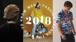 2018 Men