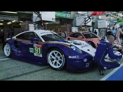Le Mans celebrates 70 years Porsche