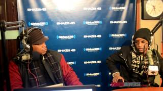 Rockie Fresh Freestyles on Sway in the Morning